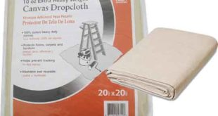 Canvas Drop Cloth ideas