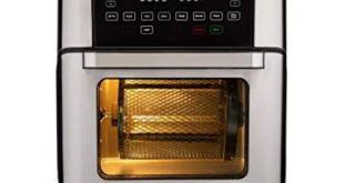 broiling in toaster oven image