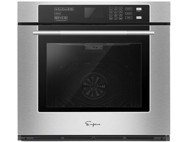 consumer report best toaster oven image