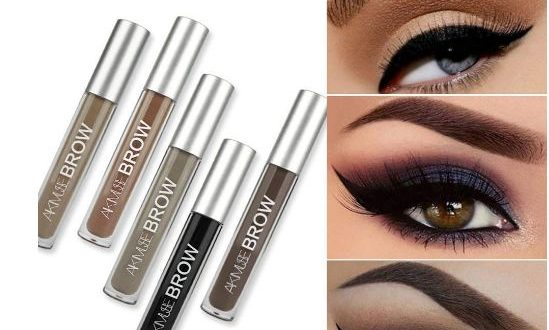 Best eyebrow color for gray hair 2021 products - Review
